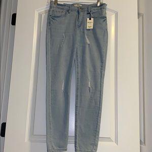 Light Denim Jeans 29